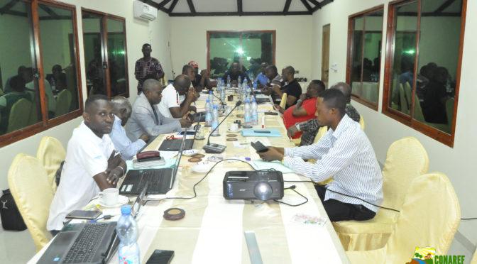 RETRAITE POUR LA REDACTION DE LA VERSION FINALE DU PLAN D'ACTION POUR RESOUDRE LES CONFLITS FONCIERS A L'EST DE LA RDC