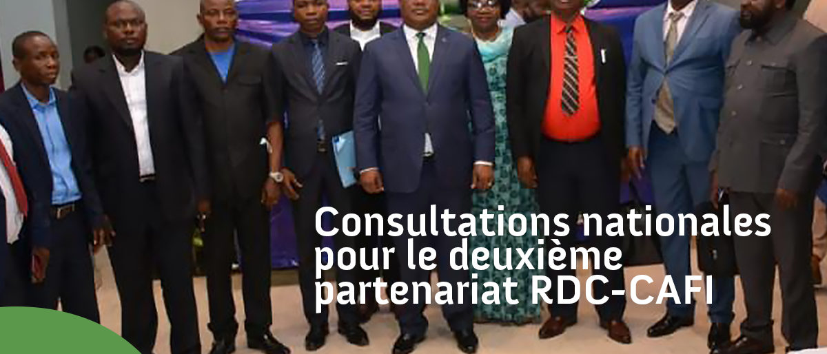 Permalien vers:CONSULTATIONS NATIONALES POUR LE DEUXIEME PARTENARIAT RDC-CAFI